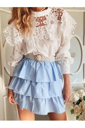 FALDA BARI BLUE